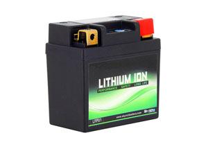 batteria LFP01 Skyrich : 92mm x 52mm x 90mm