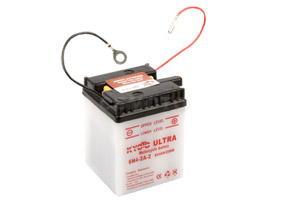 batteria 6N4-2A-2 Kyoto : 71mm x 71mm x 96mm