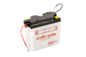 batteria 6N4B-2A-3 Kyoto : 100mm x 47mm x 96mm
