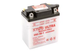 batteria 6N6-3B-1 Kyoto : 99mm x 57mm x 107mm