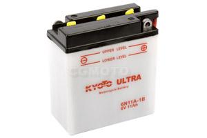 batteria 6N11A-1B Kyoto : 122mm x 62mm x 132mm