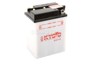 batteria B38-6A Kyoto : 119mm x 83mm x 161mm