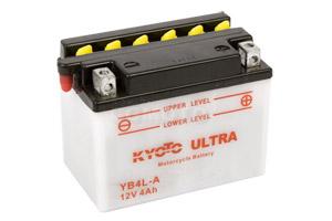 batteria YB4L-A Kyoto : 121mm x 71mm x 93mm