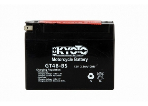 batteria YT4B-BS Kyoto : 114mm x 39mm x 85mm