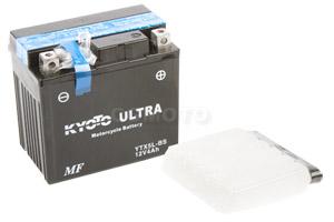 batteria YTX5L-BS Kyoto : 114mm x 71mm x 106mm