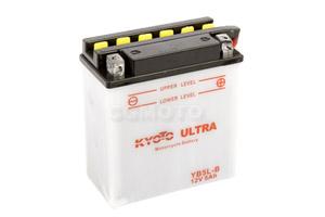 batteria YB5L-B Kyoto : 121mm x 61mm x 131mm
