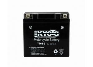 batteria YT6B-3 Kyoto : 114mm x 70mm x 105mm