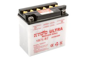 batteria YB7L-B2 Kyoto : 137mm x 76mm x 134mm