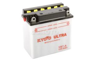 batteria YB7-A Kyoto : 137mm x 76mm x 134mm