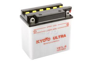 batteria YB7L-B Kyoto : 137mm x 76mm x 134mm