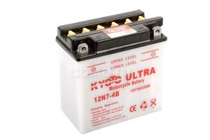 batteria 12N7-4B Kyoto : 137mm x 76mm x 134mm