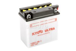 batteria 12N7-3B-1 Kyoto : 137mm x 76mm x 134mm