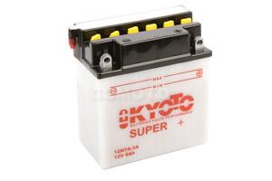 batteria 12N7A-3A Kyoto : 151mm x 61mm x 131mm