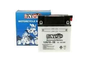 batteria 12N7D-3B Kyoto : 137mm x 76mm x 150mm
