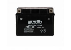 batteria YTR9-BS Kyoto : 150mm x 87mm x 105mm