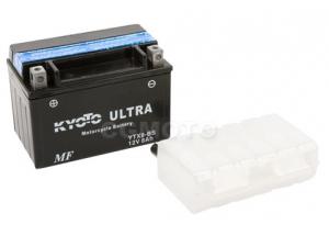 batteria YTX9-BS Kyoto : 150mm x 87mm x 105mm