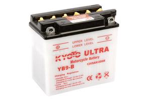 batteria YB9-B Kyoto : 137mm x 76mm x 140mm