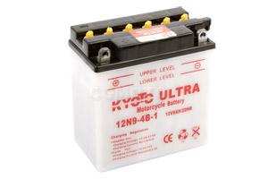 batteria 12N9-4B-1 Kyoto : 137mm x 76mm x 140mm