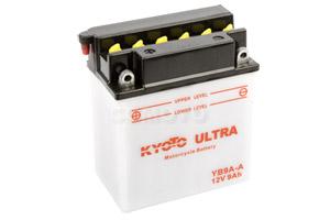 batteria YB9A-A Kyoto : 137mm x 76mm x 154mm