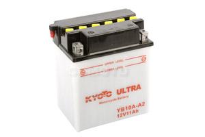 batteria YB10A-A2 Kyoto : 136mm x 91mm x 156mm