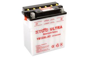batteria YB12AL-A2 Kyoto : 135mm x 81mm x 161mm