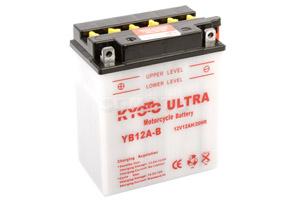 batteria YB12A-B Kyoto : 135mm x 81mm x 161mm