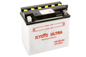 batteria YB12B-B2 Kyoto : 161mm x 91mm x 132mm