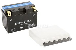 batteria YT12A-BS Kyoto : 150mm x 87mm x 106mm