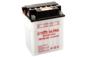 batteria YB14A-A2 Kyoto : 135mm x 91mm x 176mm