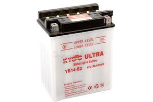 batteria YB14-B2 Kyoto : 135mm x 91mm x 167mm