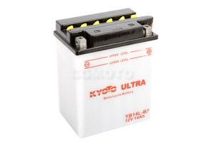 batteria YB14L-B2 Kyoto : 135mm x 91mm x 167mm