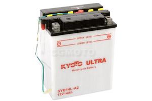 batteria SYB14L-A2 Kyoto : 135mm x 91mm x 167mm