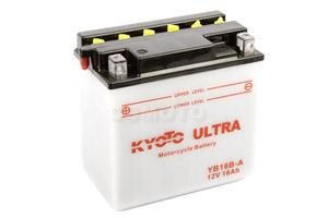 batteria YB16B-A Kyoto : 162mm x 92mm x 162mm