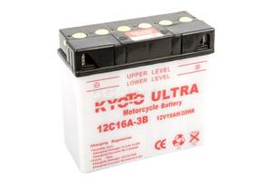 batteria 12C16A-3B Kyoto : 182mm x 87mm x 167mm