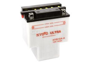 batteria HYB16A-A Kyoto : 151mm x 91mm x 182mm