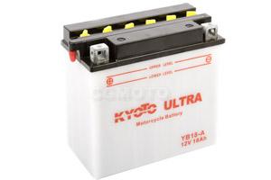 batteria YB18-A Kyoto : 182mm x 92mm x 164mm