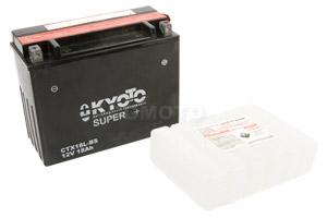 batteria YTX18L-BS Kyoto : 205mm x 89mm x 163mm