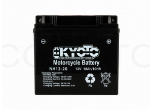 batteria NH12-20 Kyoto : 192mm W127mm H155mm