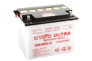 batteria Y60-N24L-A Kyoto : 185mm x 125mm x 176mm