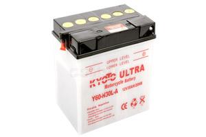 batteria Y60-N30L-A Kyoto : 187mm x 130mm x 170mm