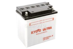 batteria Y60-N24AL-B Kyoto : 185mm x 125mm x 176mm