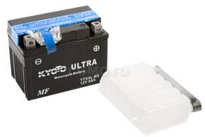 batteria YTX4L-BS Kyoto : 114mm x 71mm x 86mm