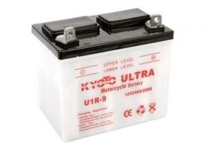 batteria U1R-9 Kyoto : 195mm x 130mm x 185mm