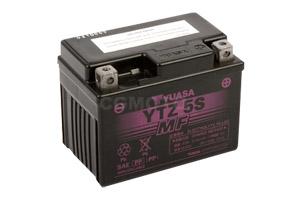 batteria YTZ5-S Yuasa : 114mm x 71mm x 86mm