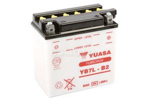 batteria YB7L-B2 Yuasa : 137mm x 76mm x 134mm