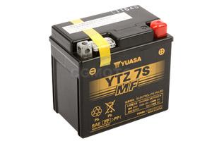 batteria YTZ7-S Yuasa : 114mm x 70mm x 105mm