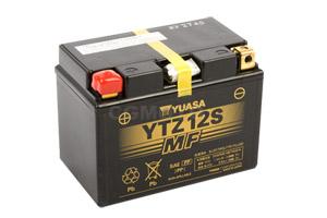 batteria TTZ12-S Yuasa : 150mm x 87mm x 110mm