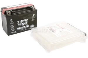 batteria YTX15L-BS Yuasa : 175mm x 87mm x 130mm