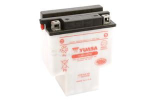 batteria HYB16A-AB Yuasa : 151mm x 91mm x 182mm