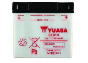 batteria 12C16A-3B Yuasa : 182mm x 78mm x 171mm